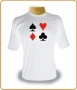 Camiseta Poker  Nipes