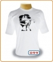 Camiseta Casal Beijando